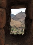 Ausblick der Inka - Písac