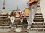 Chedis von Wat Pho