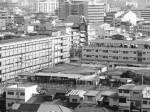 Ein Ausschnitt der Stadt
