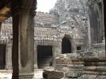 Innenhof Bayon Tempel