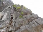 Klettern über Moodys Beach